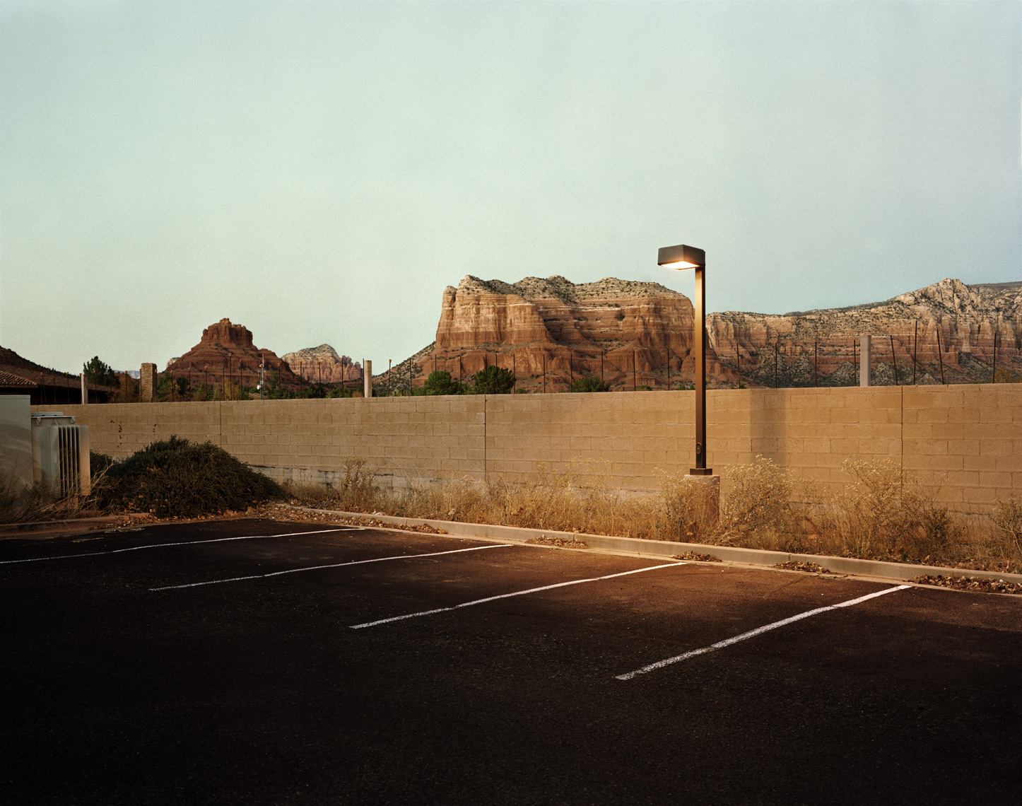 Parking Lot | Sedona