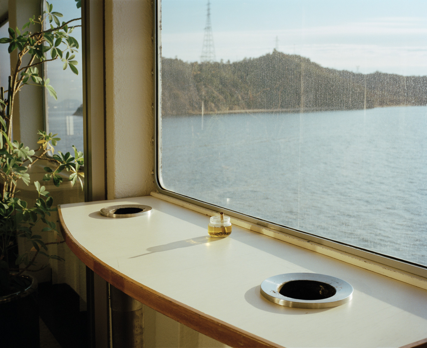Ashtray | Naoshima Ferry