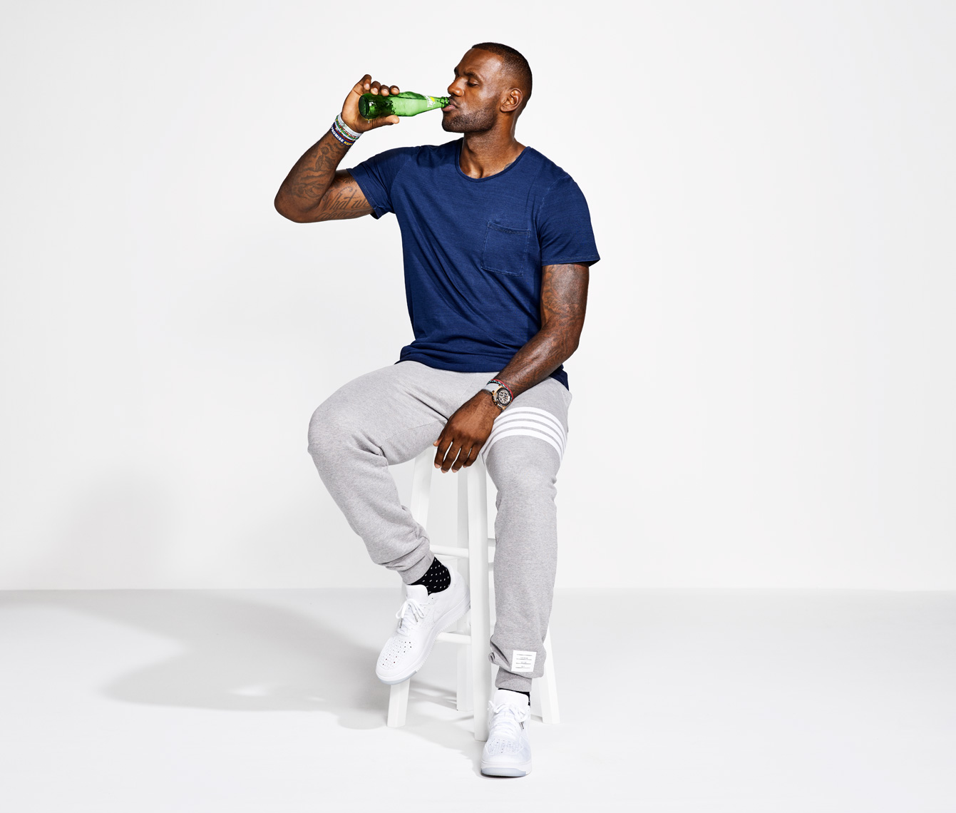 LeBron James | Sprite