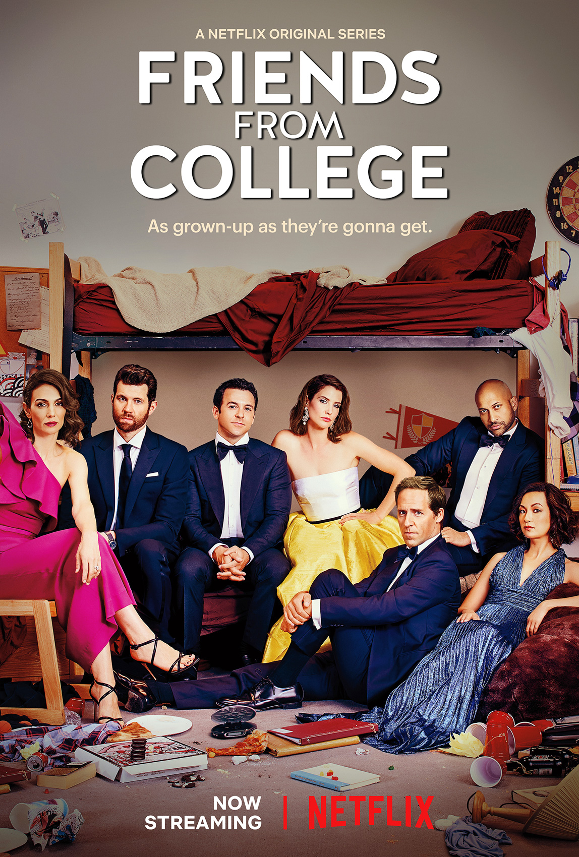 Friends From College | Netflix