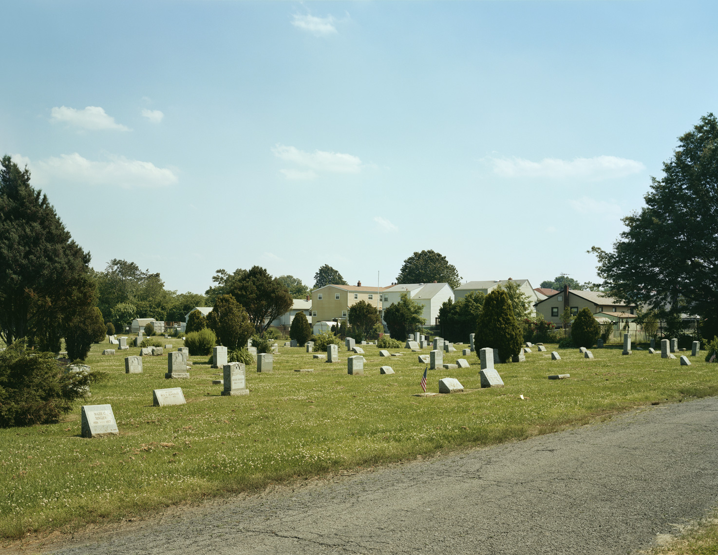 Neighborhood Cemetery | New Jersey