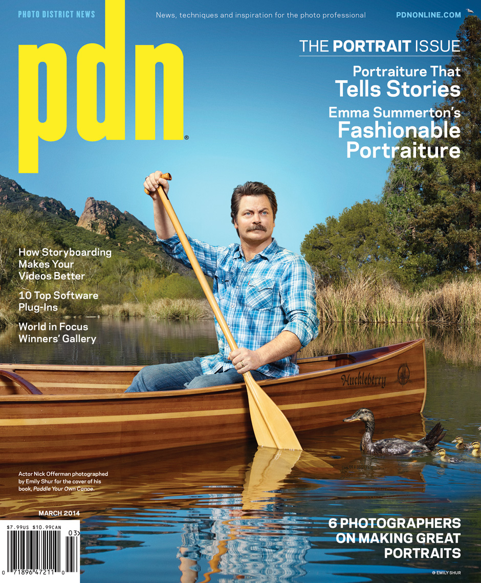PDN Portrait Issue