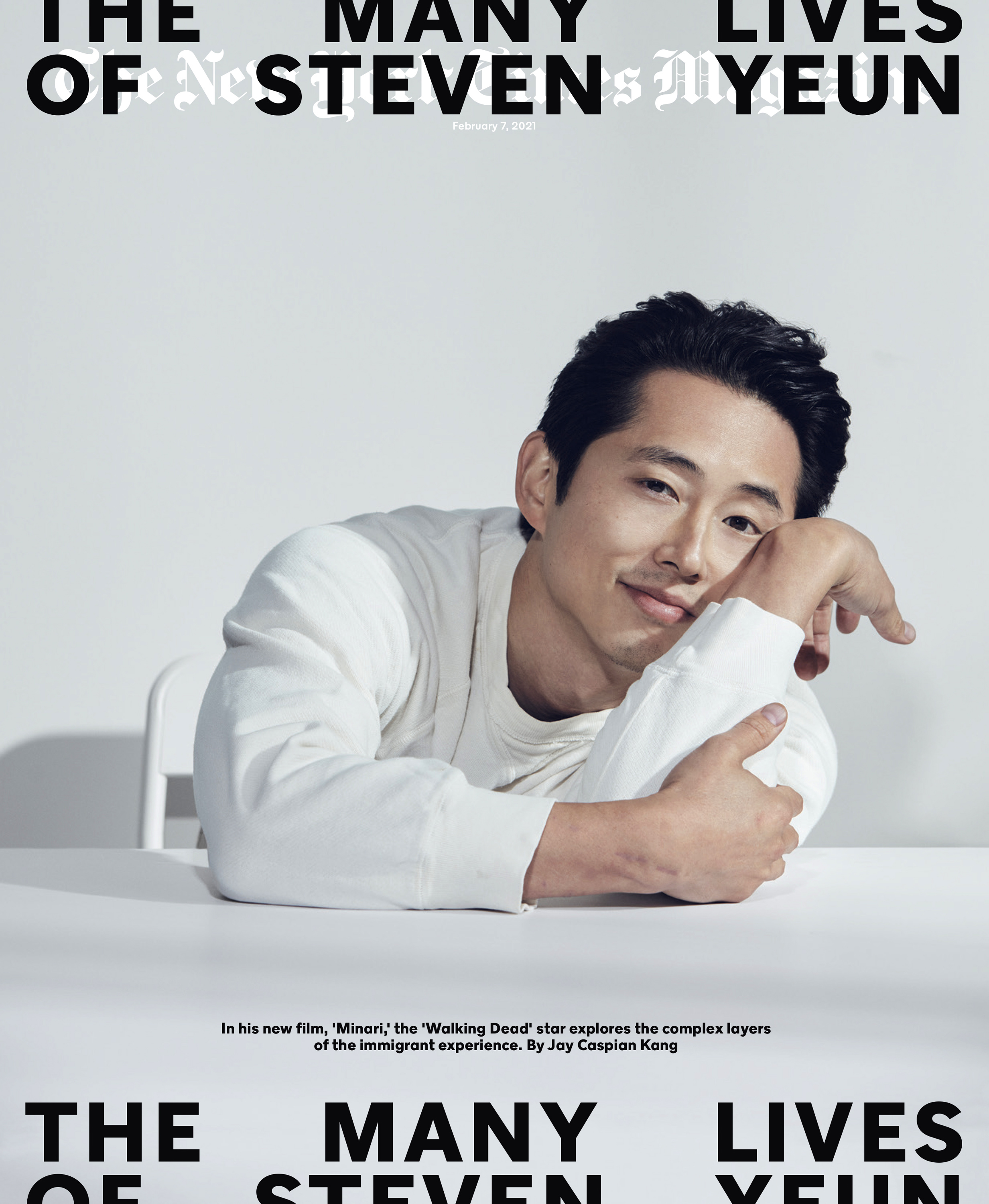 Steven Yeun | The New York Times Magazine