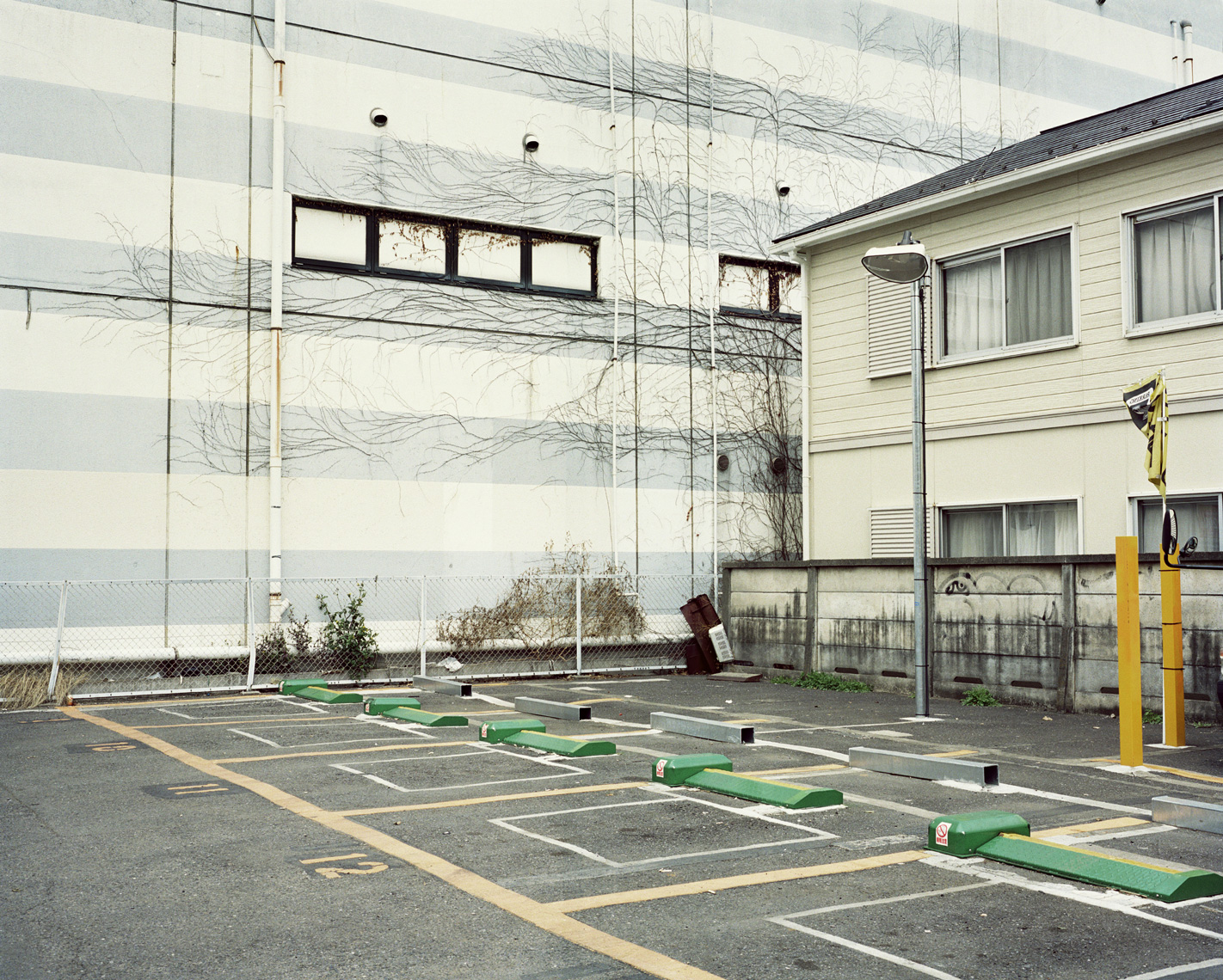 Parking Lot | Shimokitazawa